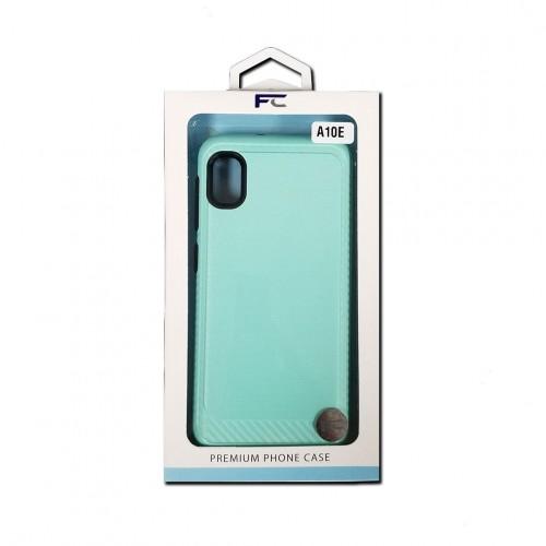 Samsung Galaxy A10E Armor Case 2 in 1 - Green