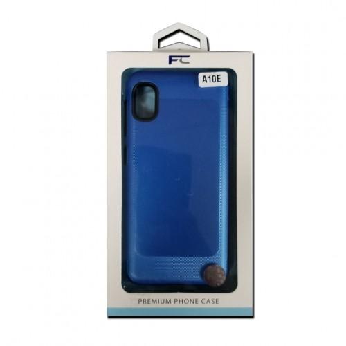 Samsung Galaxy A10E Hybrid Case - Blue