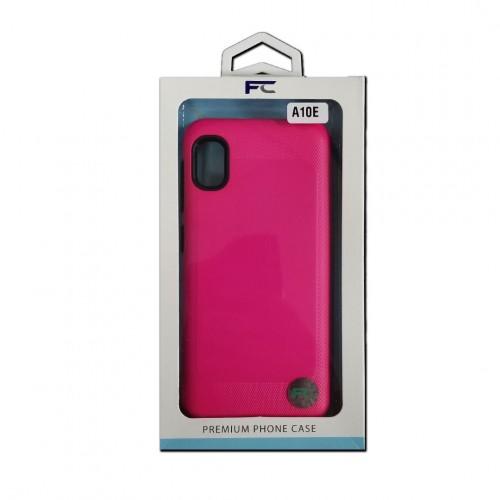 Samsung Galaxy A10E Hybrid Case - Pink
