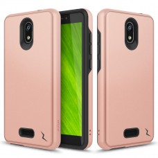 ZIZO DIVISION CRICKET ICON SMARTPHONE CASE - DUAL LAYERED AND SHOCKPROOF PROTECTION - Rose Gold