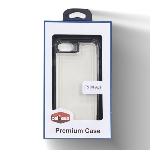 Tuff Candy Case For Iphone 6/7/8 Plus Color-Black