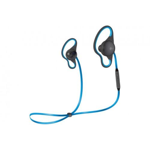 LG Premium Wireless Sports Headset, HBS-S80 Blue