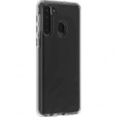 Tpu Candy Clear Case For Samsung A21