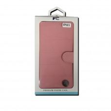 LG Stylo 5 Wallet Case - Pink