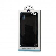 Samsung Galaxy A10E Small Pattern Design Case - Black