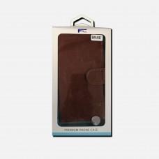 Samsung A10E Wallet Case - Brown