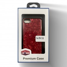 Drop Glue Case For Iphone 6/7/8 Color-Red