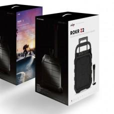 ZIZO Rokr Z2 Portable Bluetooth Speaker-Black